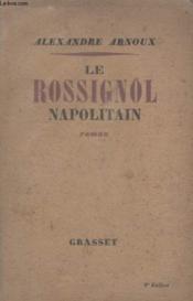Le Rossignol Napolitain. - Couverture - Format classique