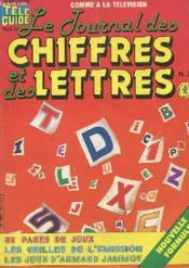 Lot De 3 Ouvrages De Jeux N° 39- Mots Coises Visuels - Le Journal Des Chiffres Et Des Lettres N°23 Et 24 - Couverture - Format classique