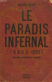 Le Paradis Infernal (U.R.S.S. 1933) - Couverture - Format classique