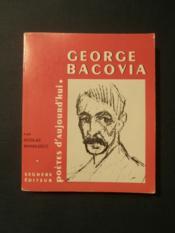 George Bacovia - Couverture - Format classique