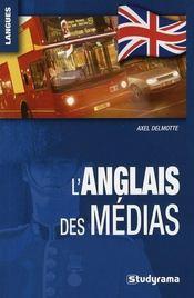 L'anglais des médias - Intérieur - Format classique