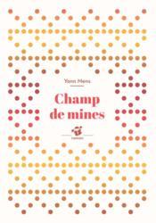 Champ de mines - Couverture - Format classique
