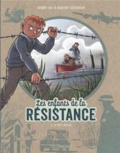 Les enfants de la Résistance T.5 ; le pays divisé - Couverture - Format classique