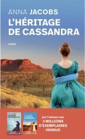 L'héritage de Cassandra - Couverture - Format classique