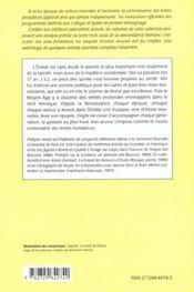 L'Eneide Virgile - 4ème de couverture - Format classique