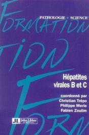 Hépatites virales b et c - Intérieur - Format classique