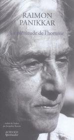 La plénitude de l'homme, une christophanie - Intérieur - Format classique