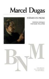 Poèmes en prose - Couverture - Format classique