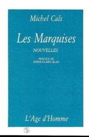 Les Marquises - Couverture - Format classique