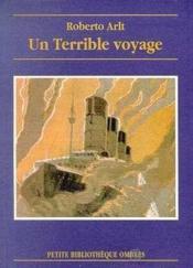 Un terrible voyage - Couverture - Format classique