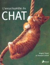L'Encyclopedie Du Chat - Intérieur - Format classique