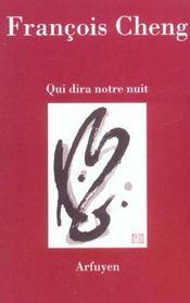 Qui dira notre nuit (édition 2003) - Intérieur - Format classique