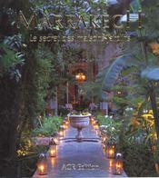 Marrakech, secret des maisons jardin - Intérieur - Format classique