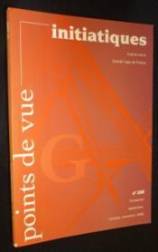 N.103 Points De Vue Initiatique - Couverture - Format classique
