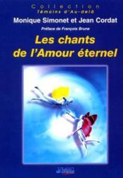 Chants de l'amour eternel (les) - Couverture - Format classique