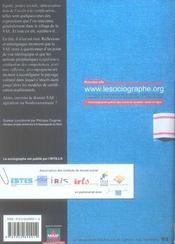 Sociographe (le) n 24 2007 - 4ème de couverture - Format classique