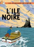 Les aventures de Tintin T.7 ; l'île noire - Couverture - Format classique