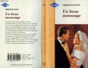 Un Beau Mesonge - Groom On The Loose - Couverture - Format classique