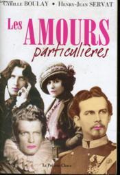 Les Amours Particulieres - Couverture - Format classique
