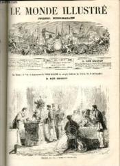 LE MONDE ILLUSTRE N°523 Exposition universelle - Couverture - Format classique