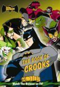 The batman: book of crooks - Couverture - Format classique