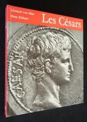 Les Césars - Couverture - Format classique