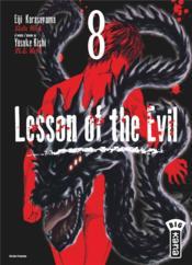 Lesson of the evil t.8 - Couverture - Format classique