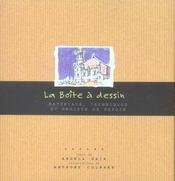 Boite a dessin (coffret) (la) - Intérieur - Format classique