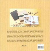 Boite a dessin (coffret) (la) - 4ème de couverture - Format classique