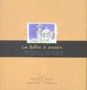 Boite a dessin (coffret) (la) - Couverture - Format classique