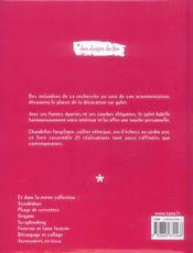 Déco de galets - 4ème de couverture - Format classique