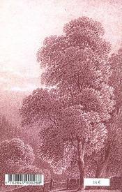 Grains de ble volume 1 - 4ème de couverture - Format classique