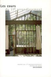 Cours du XIe arrondissement - Couverture - Format classique
