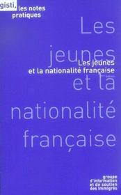 Les jeunes et la nationalité françise - Intérieur - Format classique