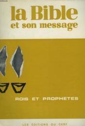 La Bible Et Son Message. Recueil N°4. Rois Et Prophetes. Amos / Osee / Isaïe / Sphonie / Nahum / Jeremie. - Couverture - Format classique