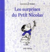 Les surprises du petit Nicolas - Couverture - Format classique