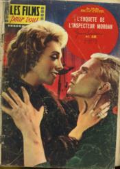 DES FILMS POUR VOUS - L'ENQUETE DE L'INSPECTEUR - 6eme ANNEE - N°215 - Couverture - Format classique