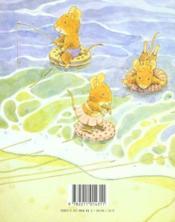 Les souris à la plage - Couverture - Format classique