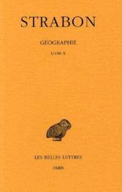 Géographie t.7 ; livre 10 - Couverture - Format classique