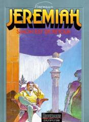 Jeremiah t.14 ; Simon est de retour - Couverture - Format classique