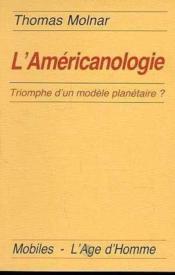 Americanologie - Couverture - Format classique