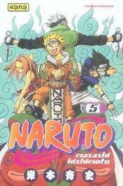 Naruto T.5 - Intérieur - Format classique