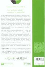 Les surfaces solides : concepts et méthodes - 4ème de couverture - Format classique