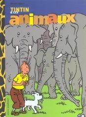 Tintin Et Les Animaux - Intérieur - Format classique