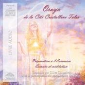 Oraya de la cité cristalline de telos (2 cd) - Couverture - Format classique