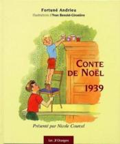 Conte de Noël 1939 - Couverture - Format classique