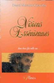 Visions Esseniennes - Couverture - Format classique