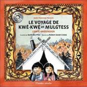Le voyage de Kwé-Kwé et Mulgtess - Couverture - Format classique