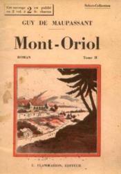 Mademoiselle de Maupin, tome 2 - Couverture - Format classique