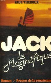 Jack Le Magnifique - Couverture - Format classique